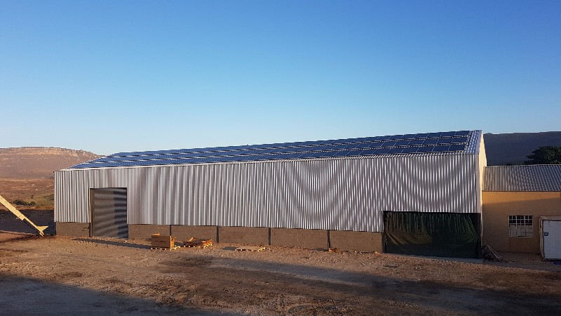40kWp Citrusdal