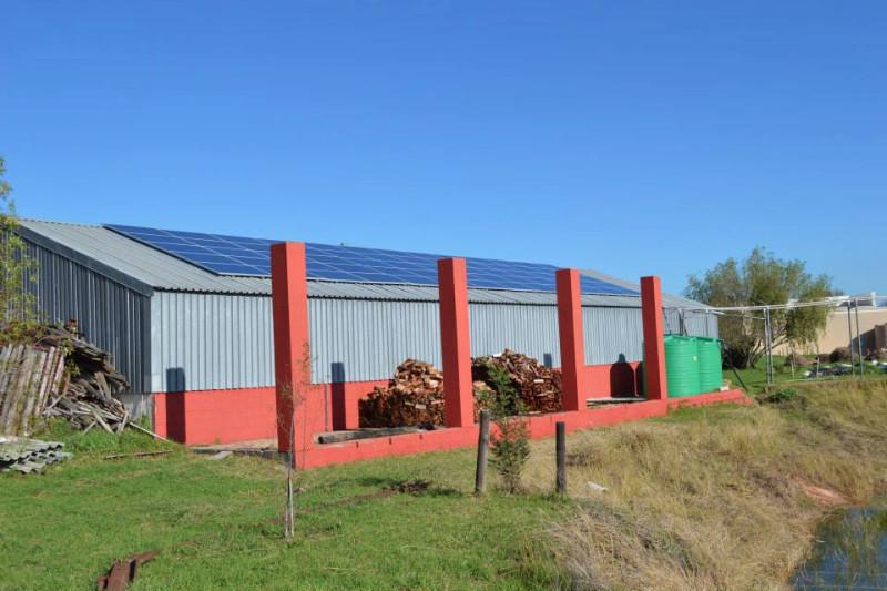 16kWp Genesis Farm