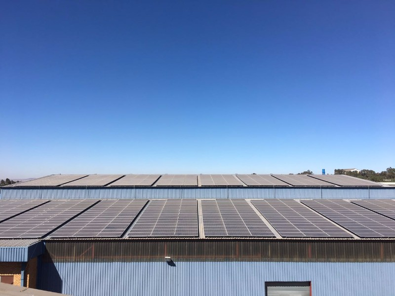 300kWp Polydrum
